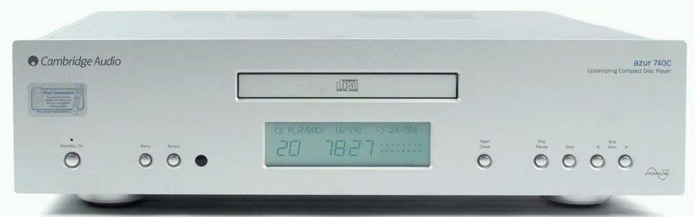 hoer-wege CD-Modifikation für CAMBRIDGE AUDIO azur 740C + 840C