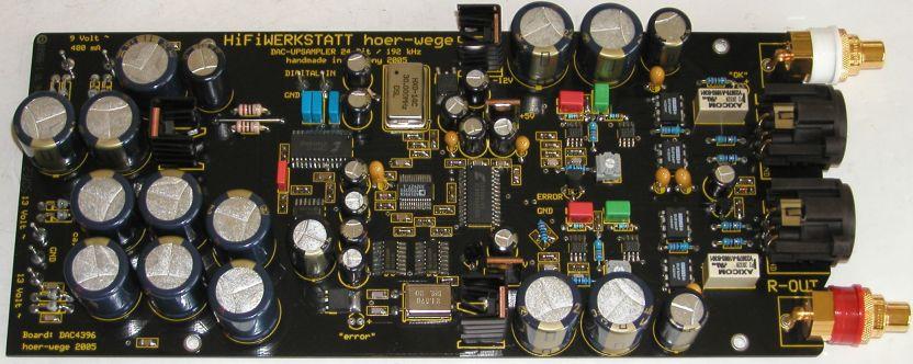 Anleitung hoer-wege DAC-UP-CS4396